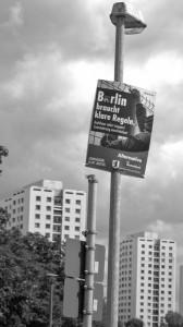 Berlin braucht klare Regeln